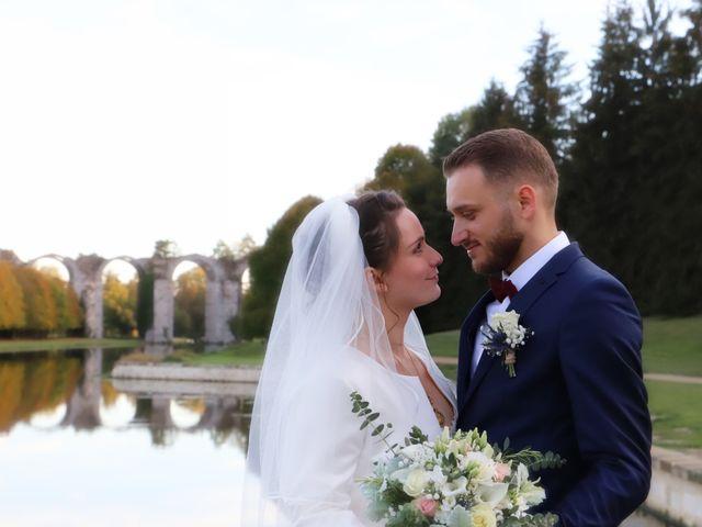 Le mariage de Armend et Alicia à Maintenon, Eure-et-Loir 55