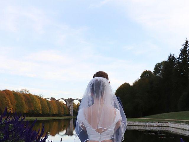 Le mariage de Armend et Alicia à Maintenon, Eure-et-Loir 56