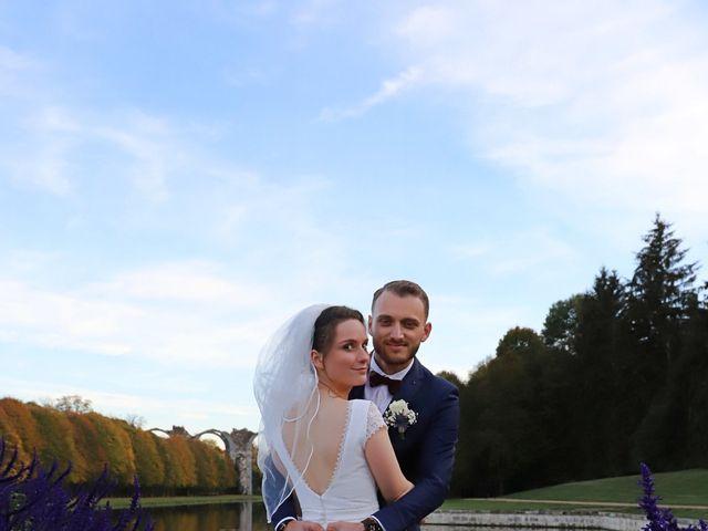 Le mariage de Armend et Alicia à Maintenon, Eure-et-Loir 58