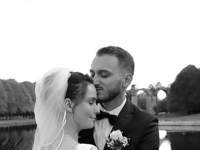 Le mariage de Armend et Alicia à Maintenon, Eure-et-Loir 59