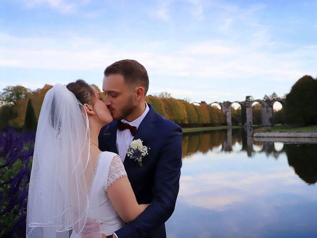 Le mariage de Armend et Alicia à Maintenon, Eure-et-Loir 1