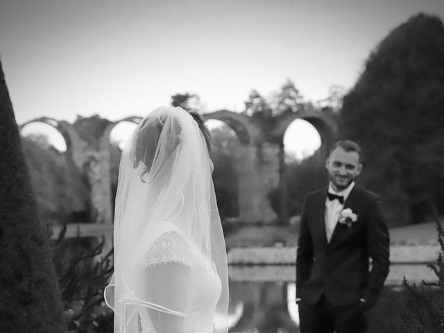Le mariage de Armend et Alicia à Maintenon, Eure-et-Loir 2
