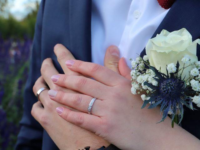 Le mariage de Armend et Alicia à Maintenon, Eure-et-Loir 60