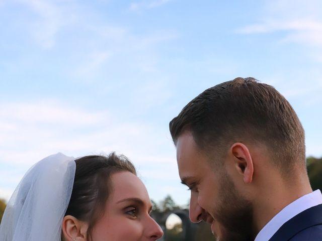 Le mariage de Armend et Alicia à Maintenon, Eure-et-Loir 62