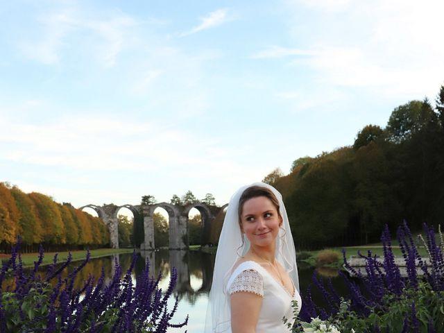 Le mariage de Armend et Alicia à Maintenon, Eure-et-Loir 63