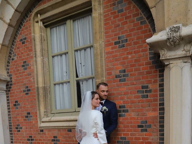 Le mariage de Armend et Alicia à Maintenon, Eure-et-Loir 68