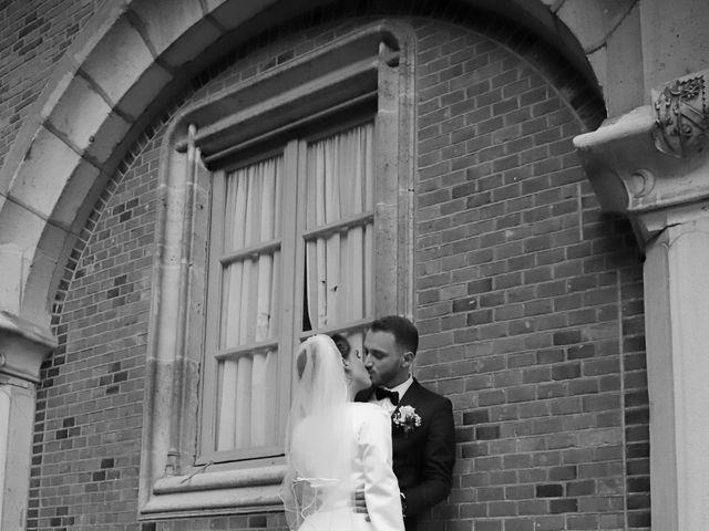 Le mariage de Armend et Alicia à Maintenon, Eure-et-Loir 69