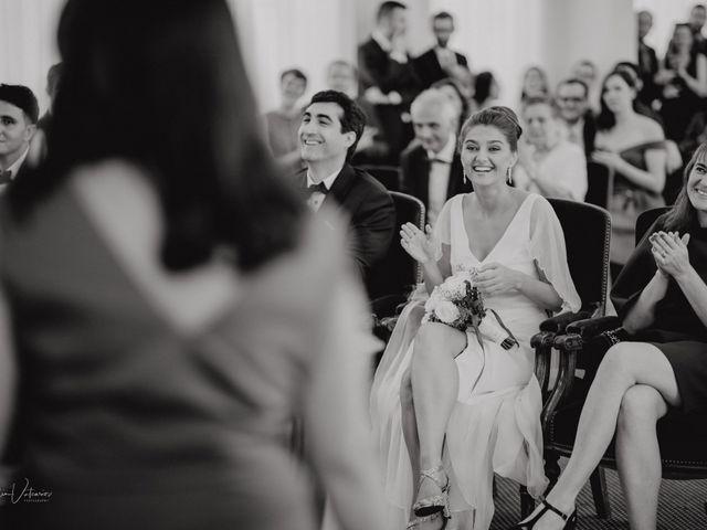 Le mariage de Adrien et Doina à Paris, Paris 11