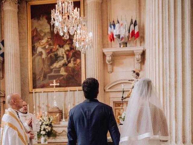 Le mariage de Adrien et Doina à Paris, Paris 37