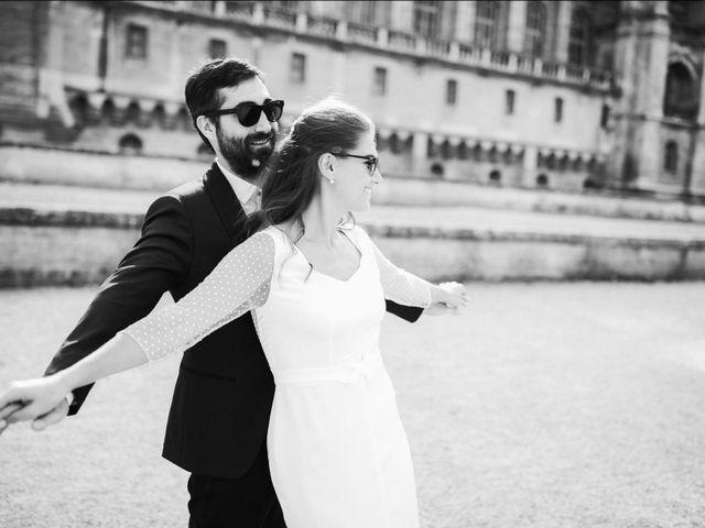 Le mariage de Adrien et Doina à Paris, Paris 53