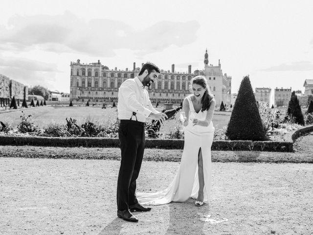 Le mariage de Adrien et Doina à Paris, Paris 54