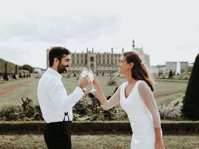 Le mariage de Adrien et Doina à Paris, Paris 55