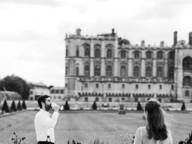 Le mariage de Adrien et Doina à Paris, Paris 57