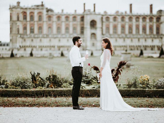 Le mariage de Adrien et Doina à Paris, Paris 58