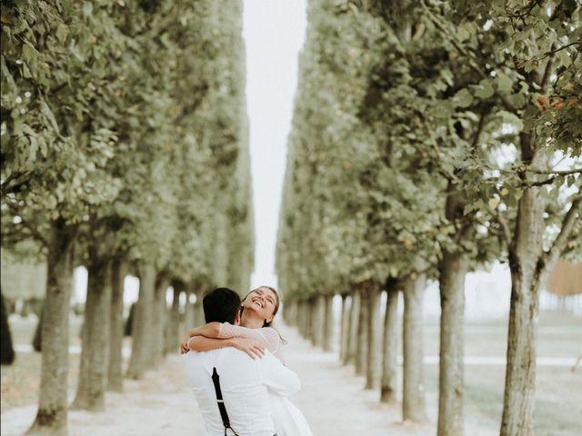 Le mariage de Adrien et Doina à Paris, Paris 1