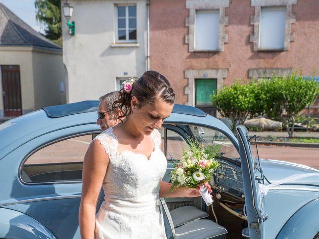 Le mariage de Guillaume et Céline à Gené, Maine et Loire 4