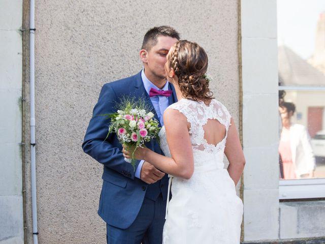 Le mariage de Guillaume et Céline à Gené, Maine et Loire 5