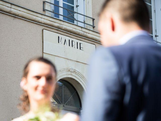 Le mariage de Guillaume et Céline à Gené, Maine et Loire 6