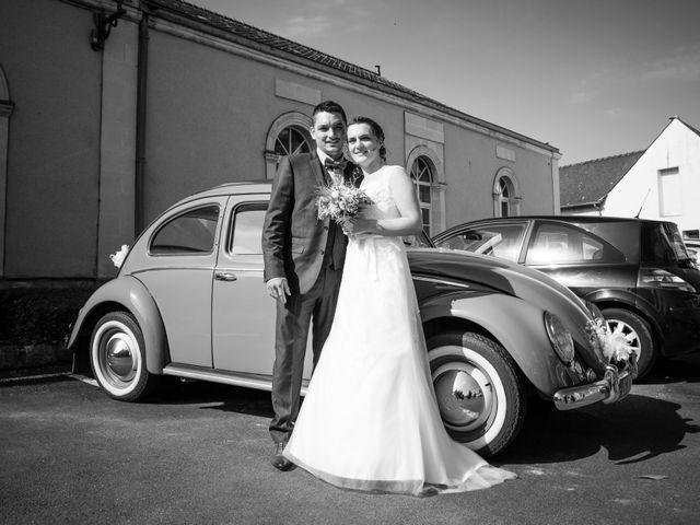 Le mariage de Guillaume et Céline à Gené, Maine et Loire 7