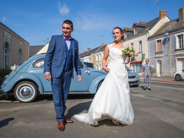 Le mariage de Guillaume et Céline à Gené, Maine et Loire 8