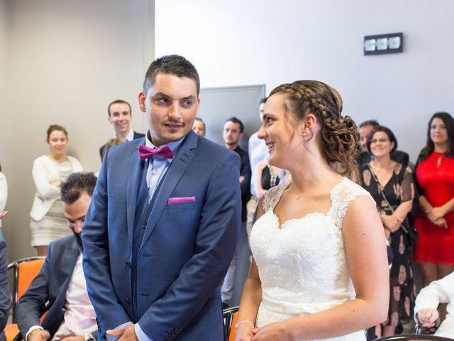 Le mariage de Guillaume et Céline à Gené, Maine et Loire 10