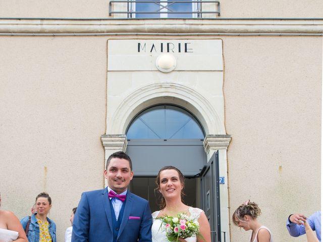 Le mariage de Guillaume et Céline à Gené, Maine et Loire 15