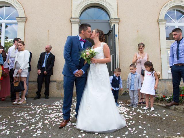 Le mariage de Guillaume et Céline à Gené, Maine et Loire 16