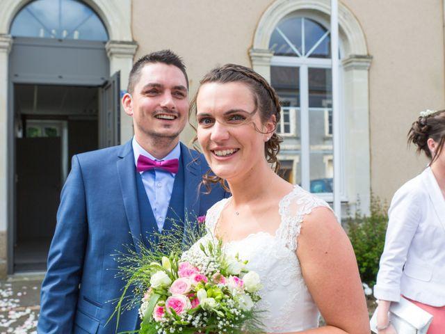 Le mariage de Guillaume et Céline à Gené, Maine et Loire 17