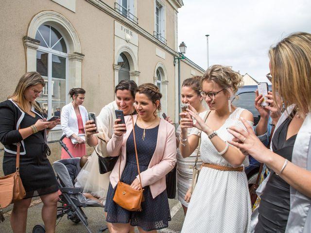 Le mariage de Guillaume et Céline à Gené, Maine et Loire 18