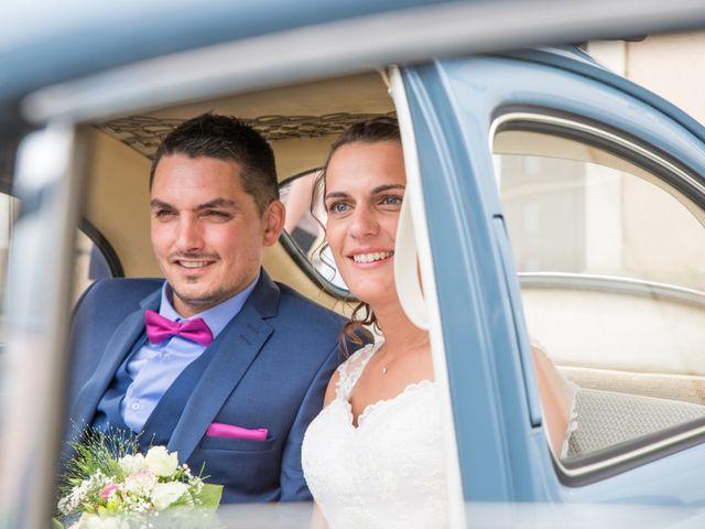 Le mariage de Guillaume et Céline à Gené, Maine et Loire 1