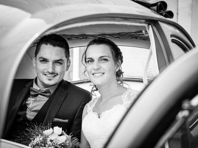 Le mariage de Guillaume et Céline à Gené, Maine et Loire 20