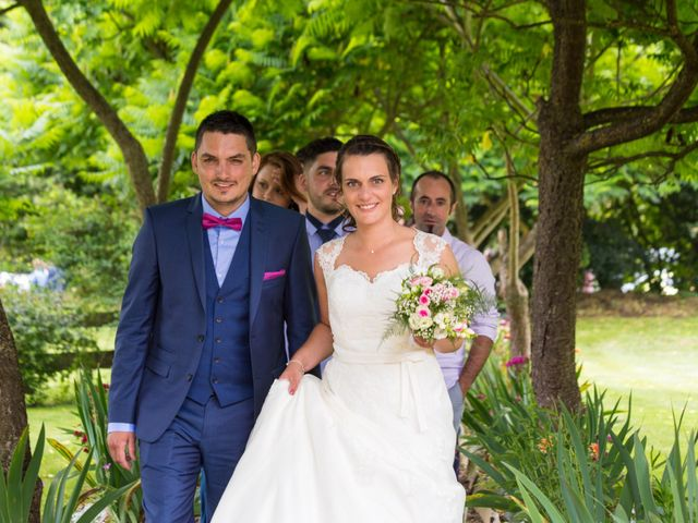 Le mariage de Guillaume et Céline à Gené, Maine et Loire 25