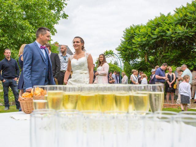 Le mariage de Guillaume et Céline à Gené, Maine et Loire 27