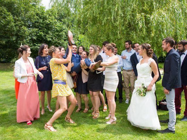 Le mariage de Guillaume et Céline à Gené, Maine et Loire 39