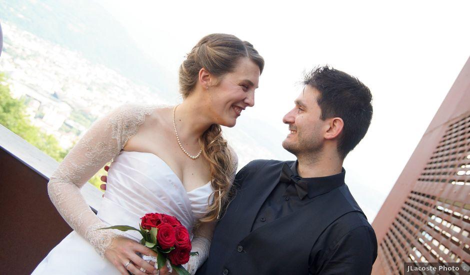Le mariage de Aymeric et Agnès à Grenoble, Isère