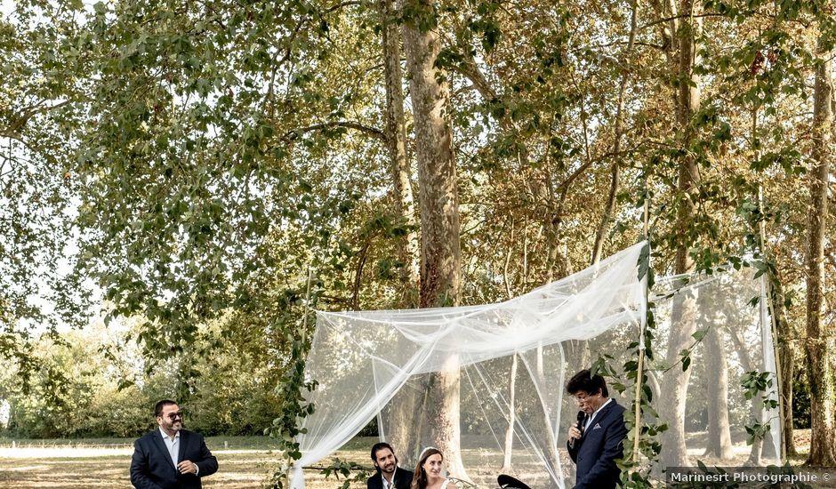 Le mariage de Vahag et Altaïna à Bordeaux, Gironde