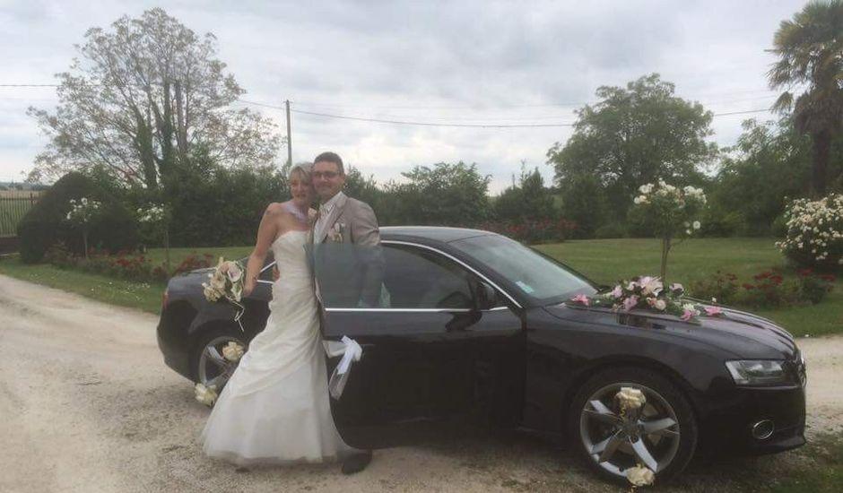 Le mariage de Fred et Sév à Léoville, Charente Maritime