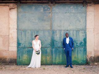 Le mariage de Elise et Azary