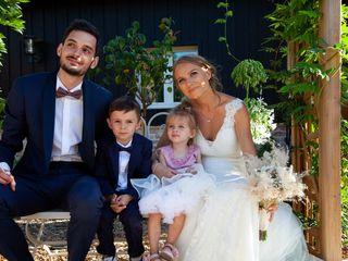 Le mariage de Simon et Mélissa