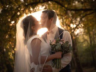 Le mariage de Nadia et Grégory