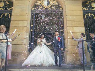 Le mariage de Christy et Kévin
