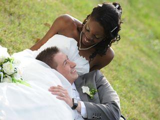 Le mariage de Patrick et Stephie