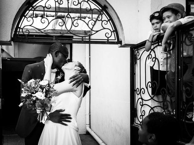 Le mariage de Azary et Elise à Clermont-l'Hérault, Hérault 10