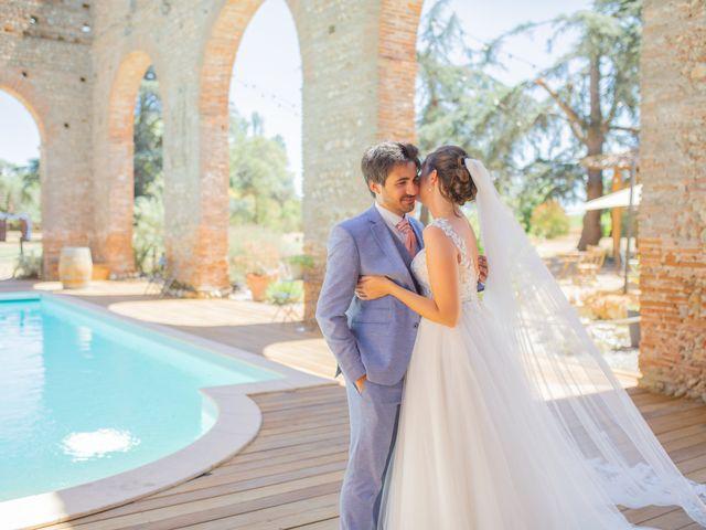 Le mariage de Vincent et Mélanie à Cintegabelle, Haute-Garonne 8