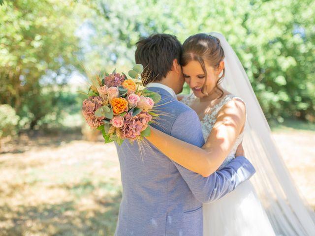 Le mariage de Mélanie et Vincent