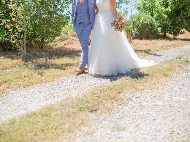 Le mariage de Vincent et Mélanie à Cintegabelle, Haute-Garonne 33