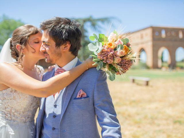 Le mariage de Vincent et Mélanie à Cintegabelle, Haute-Garonne 35