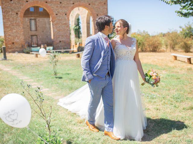 Le mariage de Vincent et Mélanie à Cintegabelle, Haute-Garonne 37