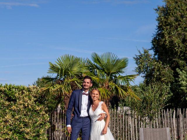 Le mariage de Mélissa et Simon à Le Barp, Gironde 6