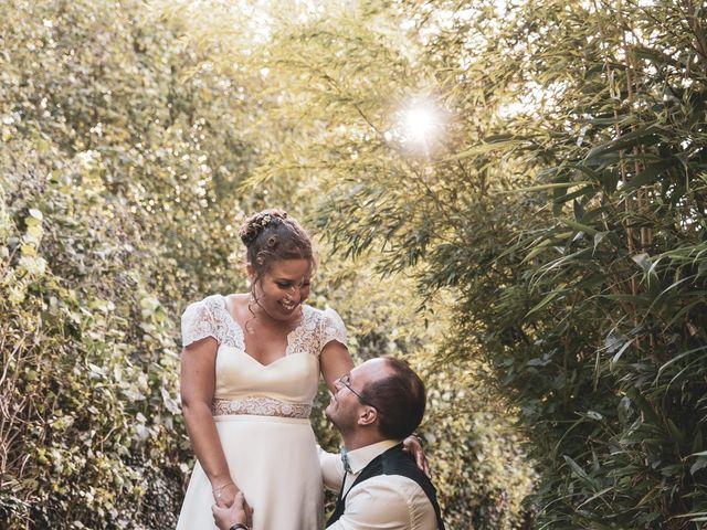 Le mariage de Jérémy et Camille à Le Merlerault, Orne 6